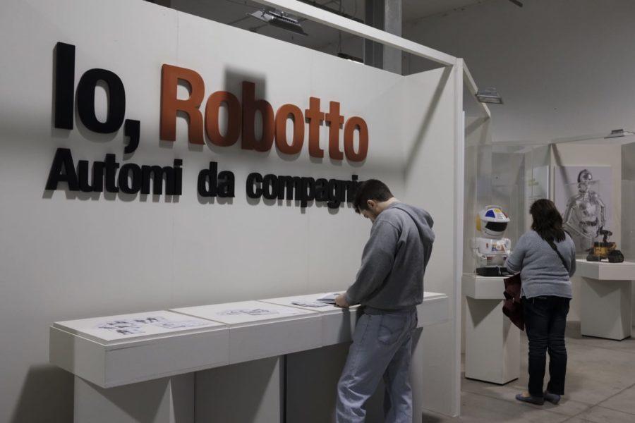Pop Story - Io Robotto - Ingresso
